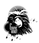 Graphic Monkey Logo